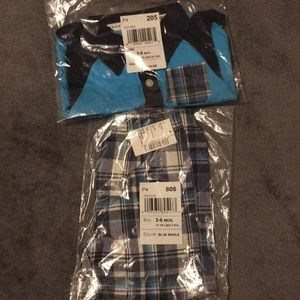 Children's Place Boy's Polo and Shorts